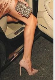 Nude Pumps (1)