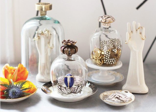 Jewelry Cloches