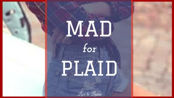 Ways to wear Plaid Fall Fashion