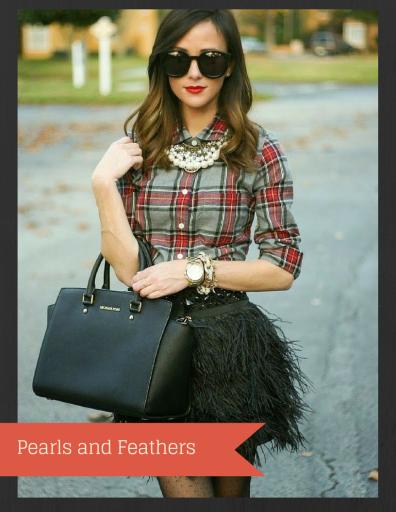 Plaid Fall Fashion Trend