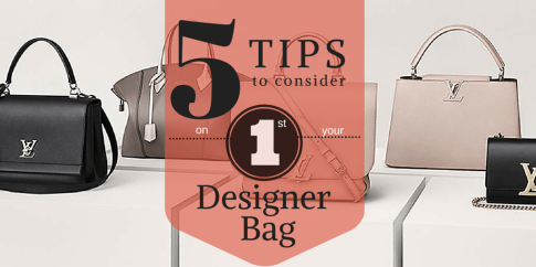 Designer Bag Investment
