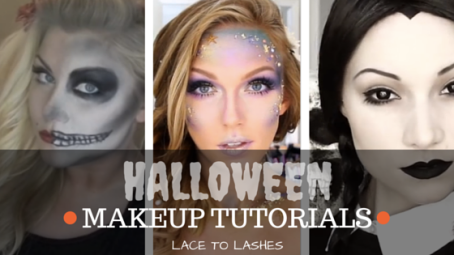 HALLOWEEN MAKEUP TUTORIAL