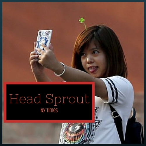 Beauty Trends Head Sprout