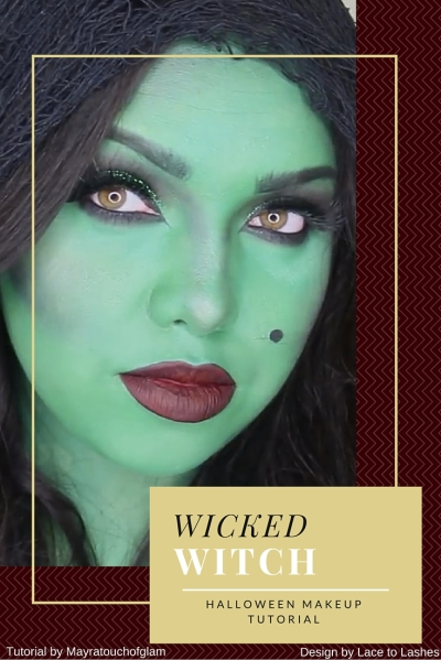 Best Halloween Makeup Wicked Witch