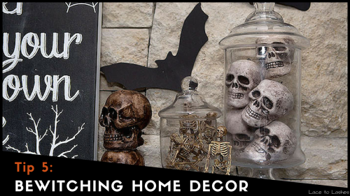 Halloween Party Decorating Home Decor