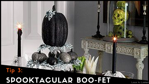Halloween Party Decorating Tips Spooktacular Boo-fet