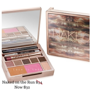 beauty sale Naked on The Run