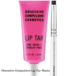 beauty sale obsessive compulsive lip tar