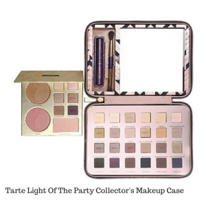 beauty sale tarte Light Of The Party Collector's Makeup Case