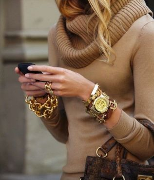 camel color accessories