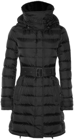 Netaporter Sale Burberry coat