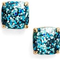 Preseason Sale NY Glitter Stud Earrings