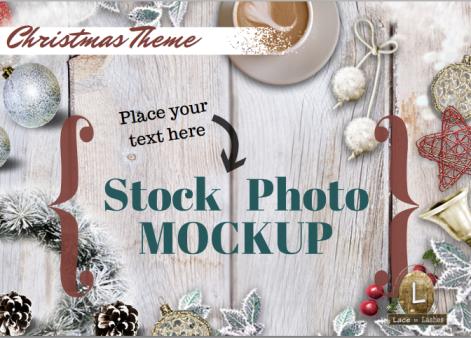 Free Stock Photo Mockup